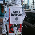 Tampon-Flyer